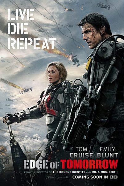 Edge of Tomorrow (2014)