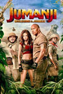 Jumanji: Welcome to the Jungle (เกมดูดโลก บุกป่ามหัศจรรย์)