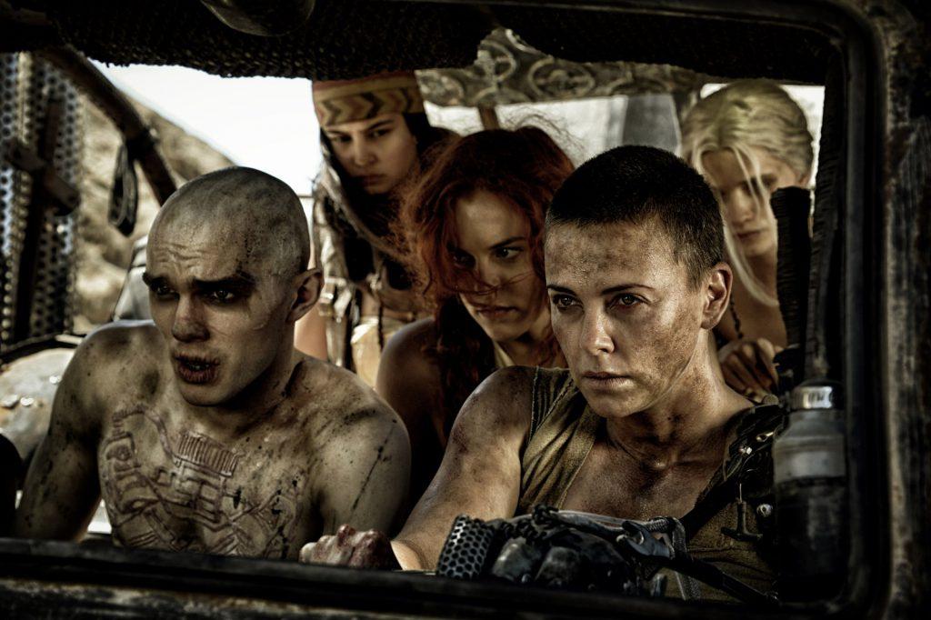 รีวิวเรื่อง Mad Max: Fury Road (2015)