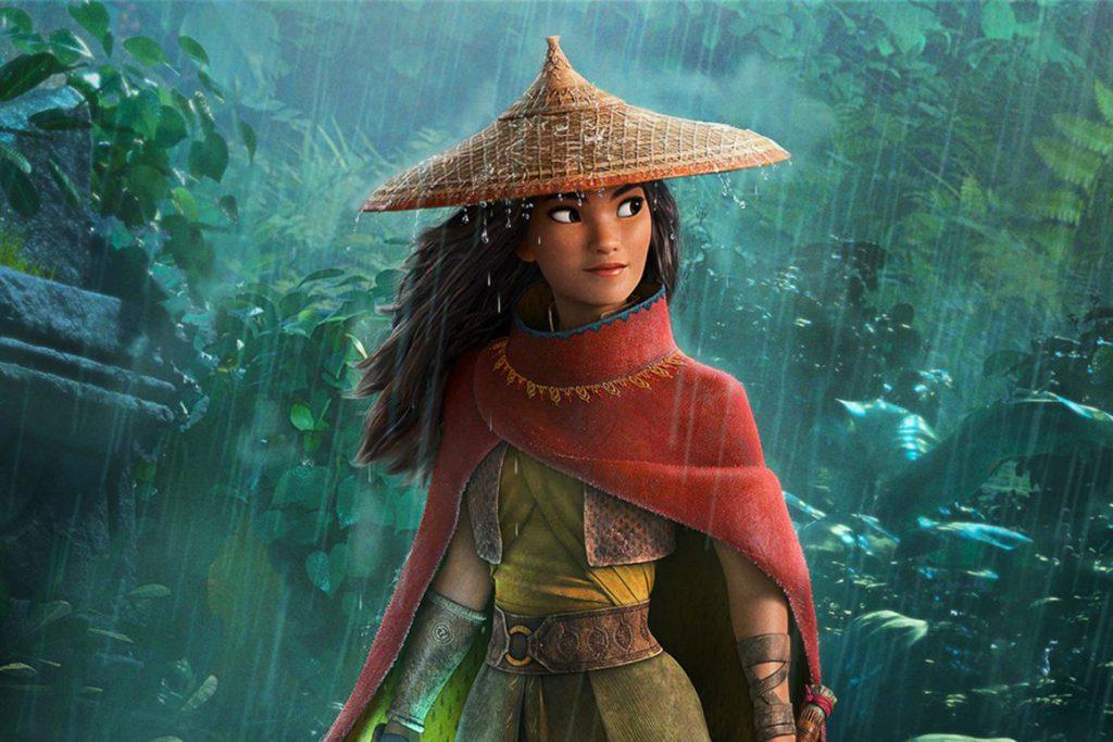 รีวิว หนัง Raya and the Last Dragon